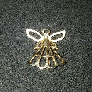 Jewelry - Vintage Angel Brooch